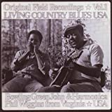 echange, troc John Cephas & Phil Wiggins - Living Country Blues USA