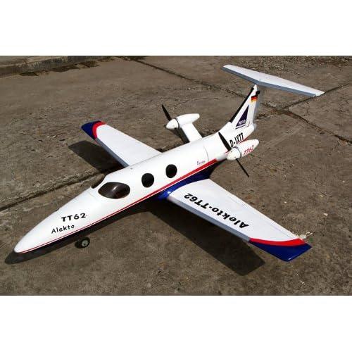 Rc Jet Engines Kits: Plastic Model Kit-Visible V-8 Engine 1:25