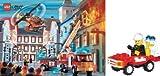 LEGO-Fire-Brigade-Jigsaw-Puzzle-60pc
