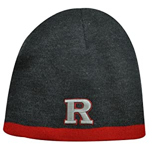 NCAA BEANIE KNIT TOQUE HAT KIDS RUTGERS SCARLET KNIGHTS