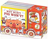 Richard Scarry Fire Engine