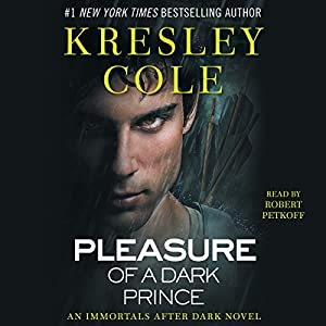 Pleasure of a Dark Prince: Immortals After Dark, Book 9 Audiobook