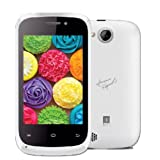 iBall Andi 3.5kke Genius (3G) with 1.3 GHz Dual Core & 2GB Storage (White)
