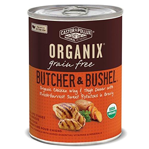 Castor And Pollux Organix Grain Free Dog Food