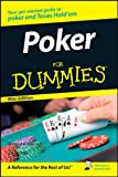 img - for Poker For Dummies , Mini Edition (Dummies Mini) book / textbook / text book