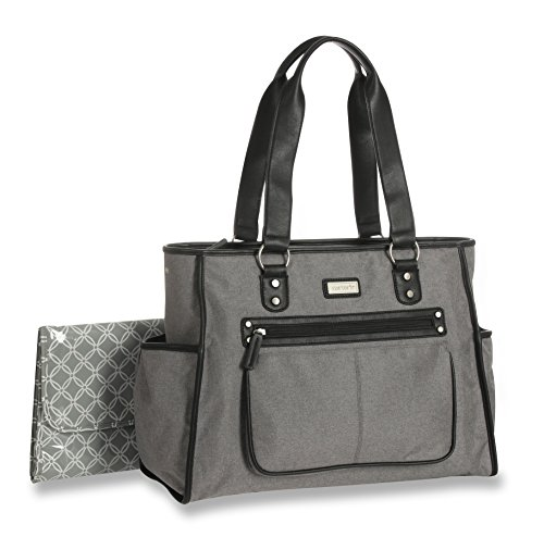 Carter's City Tote Diaper Bag - 1