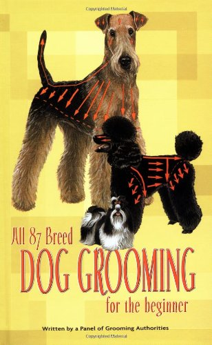 All 87 Breed Dog Grooming for the Beginner