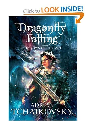 Dragonfly Falling - Adrian Tchaikovsky