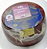 Murcia Al Vino (Drunken Goat) Goat Cheese (Whole Wheel) Approximately 5 Lbs