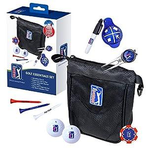 PGA Tour Golf Essentials Set - Blue from PGA Tour