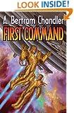 First Command (Captain John Grimes: Far Traveller Courier)