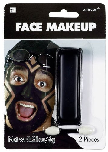 Black Face Makeup