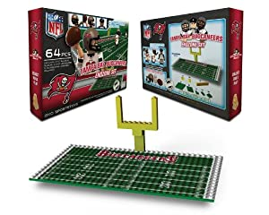 NFL Tampa Bay Buccaneers Endzone Toy Set