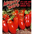 "Mighty 'Mato Grafted San Marzano Tomato Plant - Easy to Grow/More Fruit - 4"" Pot"