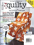 img - for Quilty Magazine # 2 (Winter 2012,Fons & Porter) book / textbook / text book