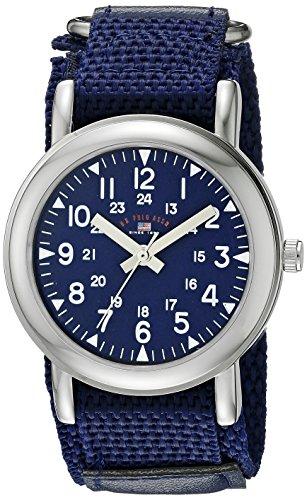 us-polo-association-kids-usb75020-analogique-affichage-analogique-a-quartz-montre-bleu