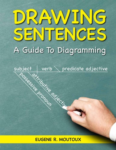 Drawing Sentences: A Guide to Diagramming (Diagramming Sentences Workbook compare prices)
