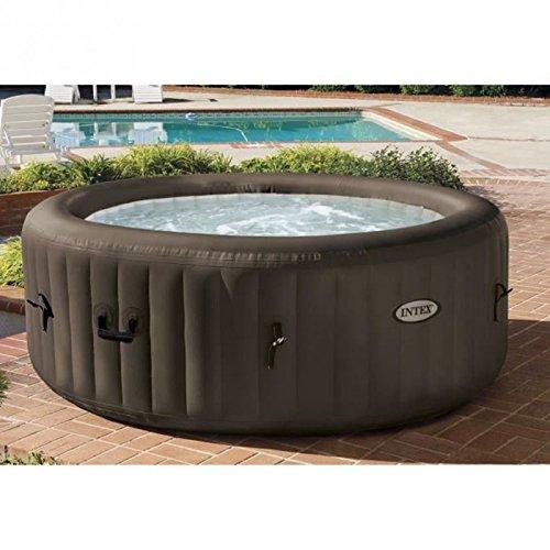 intex whirlpool purespa jet massage spa salzwasser 28424 preisvergleich whirlpool g nstig. Black Bedroom Furniture Sets. Home Design Ideas