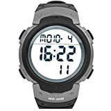 Picture Of Bestdon Men's Classics Digital Analog Lcd Display Date Day Digital Sports Wrist Watch BD1068-T