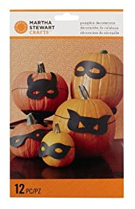 Martha Stewart Crafts Pumpkin Masks, Animal Masquerade