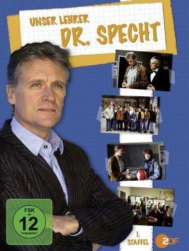 Unser Lehrer Dr. Specht - Staffel 1 (4 DVDs)