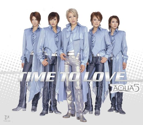 TIME TO LOVE(初回生産限定盤)(DVD付)