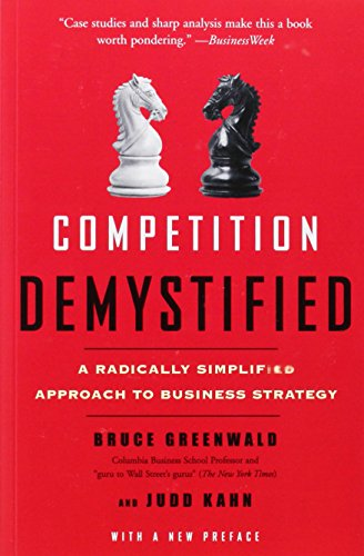 Competition Demystified: A Radically Simplified Approach to Business Strategy - Malaysia Online Bookstore