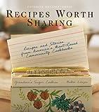 Recipes Worth Sharing
