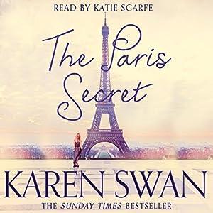 The Paris Secret Audiobook