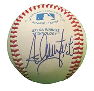 Asdrubal Cabrera Autographed Signed ROLB Baseball, Cleveland Indians, Proof Photo