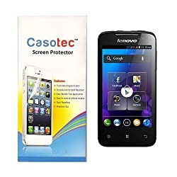 Casotec Super Clear Screen Protector for Lenovo A390