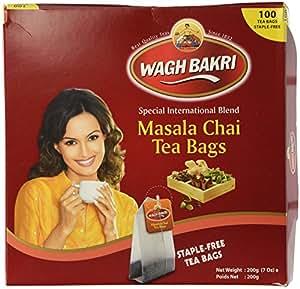 Wagh Bakri Masala Chai 100'S