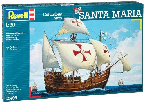 Santa Maria Model Kit
