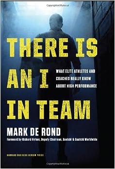 : Mark de Rond, Richard Hytner: 9781422171301: Amazon.com: Books
