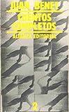 Cuentos completos (El Libro de bolsillo ; 649-650: Seccion Literatura) (Spanish Edition) (8420619833) by Benet, Juan