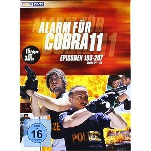Alarm für Cobra 11 - Staffel 24 + 25 [3 DVDs]