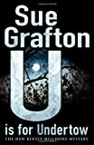 U is for Undertow Sue Grafton