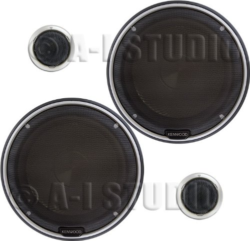Kenwood Kfc-P509Ps 5.25-Inch Performance Series Component Speaker System