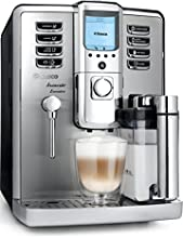 Saeco HD9712/01 Incanto Executive Kaffeevollautomat (Premium Design, Milchbehälter) silber
