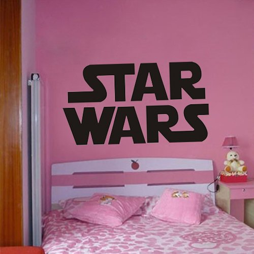 Wall Sticker Diy Family Star Wars Home Fashion Room Mural Art Removable Home Decor Decal front-346112