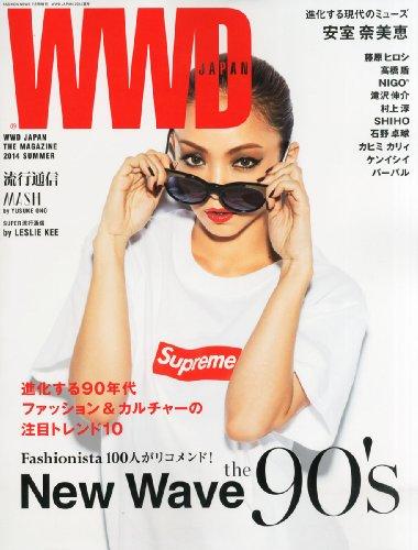 WWD Japan 2014夏号 2014年 07月号 [雑誌]