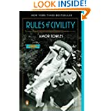 Rules of Civility by Amor Towels