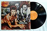 Diamond Dogs by David Bowie vinyl LP 1974 RCA CPL1 0576