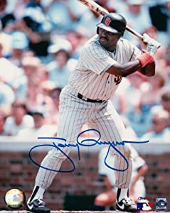 Tony Gwynn Signed 8X10 Photo Autograph San Diego Padres Auto w COA HOFer by Hall+of+Fame+Sports
