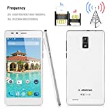 5 LANDVO L550 IPS schermo QHD sbloccato Smartphone 3G - Android 4.4 MTK6592 1.4GHz Octa GPS Nucleo Mobile Phone...