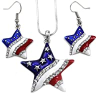 USA American Flag Stars Patriotic 4th…