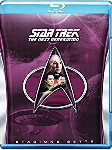 Star trek the next generation stagione 07 blu ray it for Jerry allen motors beaumont tx