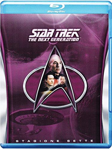 Star Trek - The next generation - Stagione 07 [Blu-ray] [IT Import]Star Trek - The next generation - Stagione 07 [Blu-ray] [IT Import]