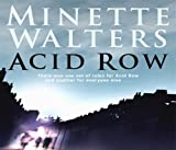 Minette Walters Acid Row CD Audio