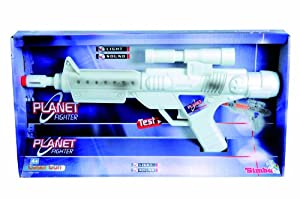 Simba-Smoby Planet Fighter Laser Blaster